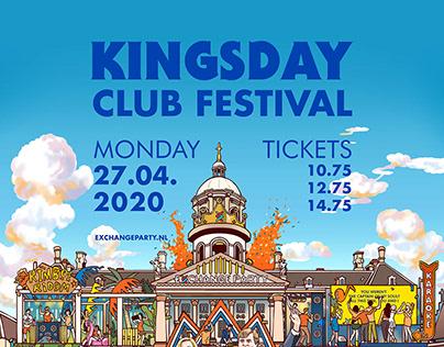 Kingsday Club Festival