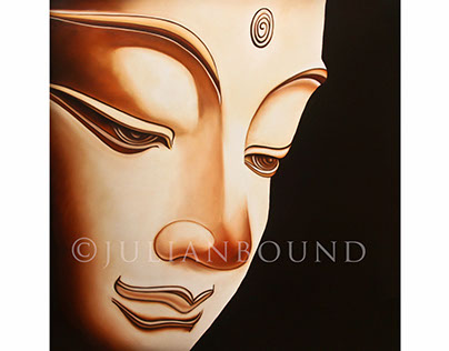 My Buddha Painting ©julianbound