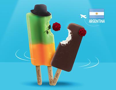 Afiche Promocional- Pingüino