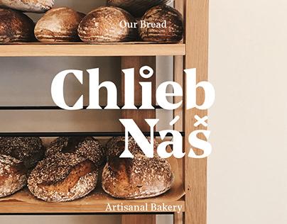 Artisanal bakery (logo design)