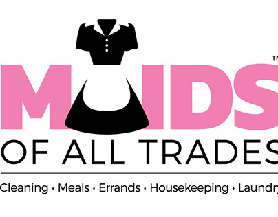 Logo design for Maids of All Trades, Florida