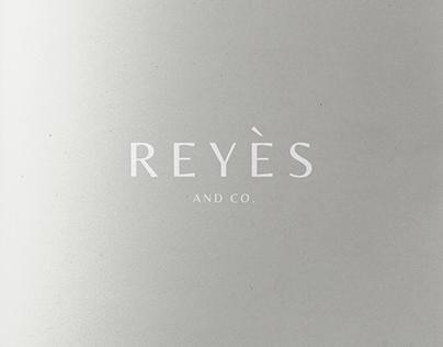 REYÈS AND CO.   Logo Design
