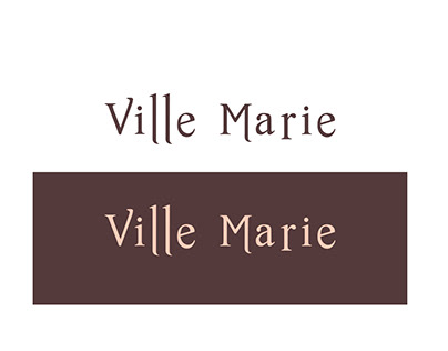 Ville Marie | E-commerce