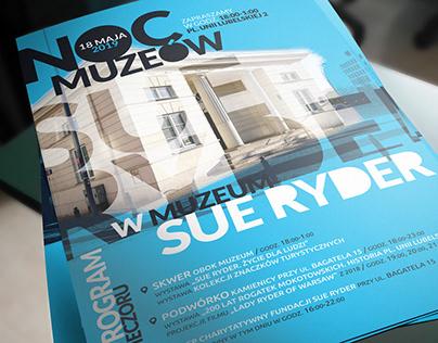 Sue Ryder Museum | Key Visual