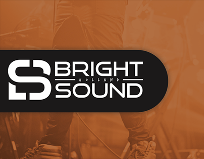 Bright sound // Logo design