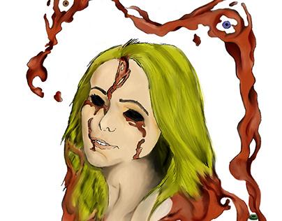 Aspect of Wrath: Bloodlust User Eliade Rign