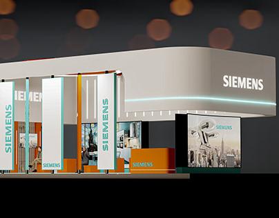 Siemens   Booth Design