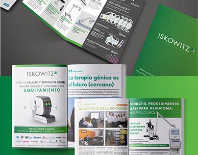 ISKOWITZ Branding Identity