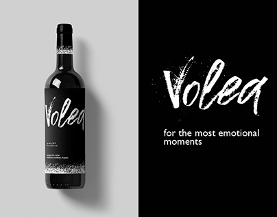 Wine and logo