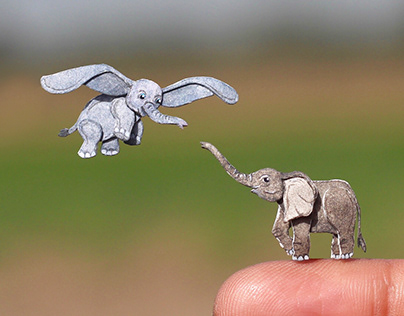 730 Days of Miniature art 2019 (February)