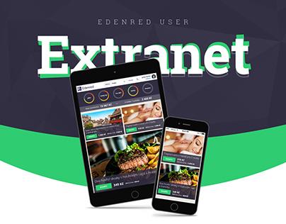 Edenred User Extranet