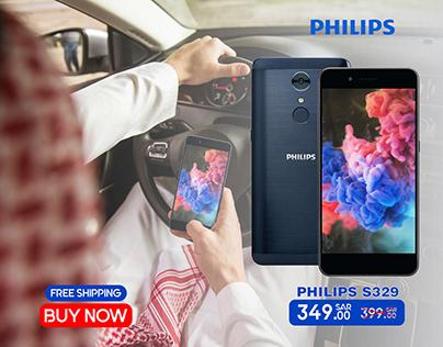 Philips Mobiles Saudi