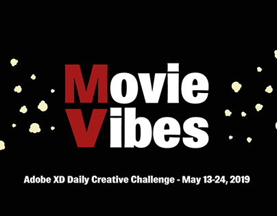 Daily challenge - May 13 - Movie app