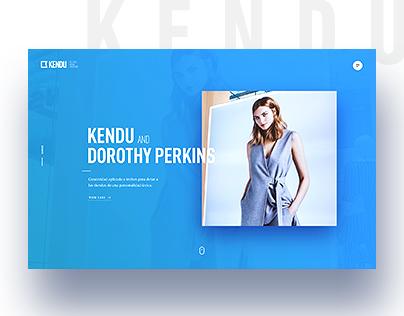 Kendu Retail Corporate Site