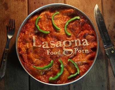 Bodoni Lasagna