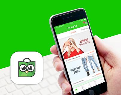 tokopedia ios app on behance tokopedia ios app on behance