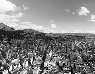 Fotografía, panoramas Torre Colpatria - Ekoomedia