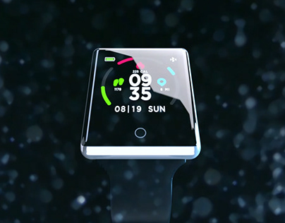The iTouch SE Watch Banner