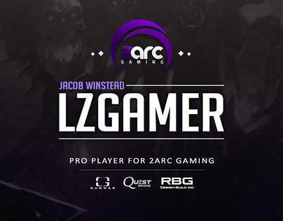 Twitter Banners - Team 2ARC Gaming (2016)