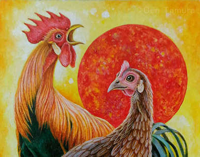 Totenko Roosters