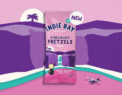 Indie Bay Snacks | Reinventing Pretzels