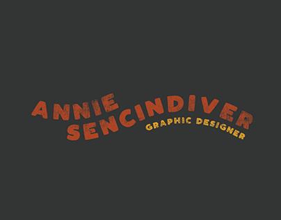 Annie Sencindiver - Brand Identity