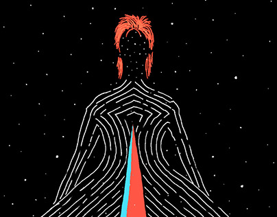 The Ascension of David Bowie
