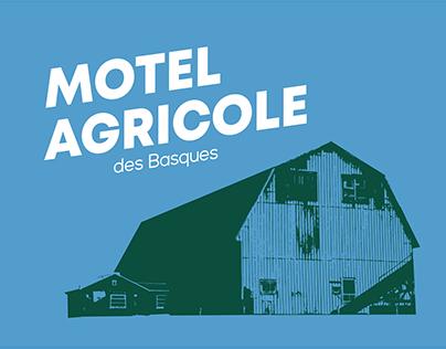 Logo : Motel Agricole