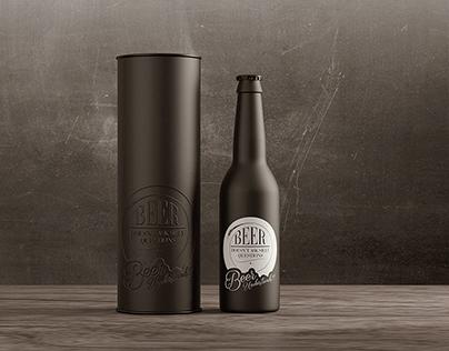 """Label """" Beer Understands """""""
