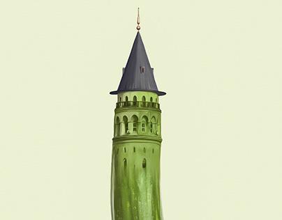 Salata Kulesi