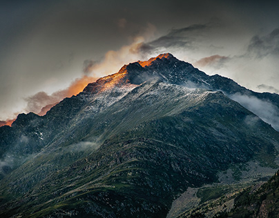 Tyrol Mountain Ranges