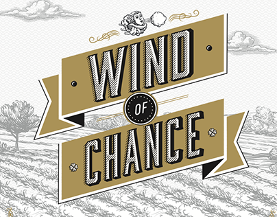 Lindemans - Wind of Chance : Promotional campaign.
