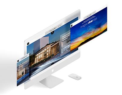 [Lagoa Boulevard Residence] Website and catalogue