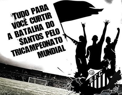 Site   Santos Futebol Clube