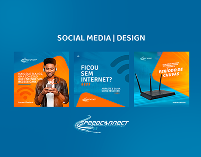 Social Media Speed Connect