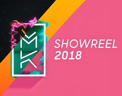 MK | Showreel 2018