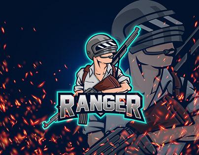 (Freebie) Ranger - Esport Logo Templates