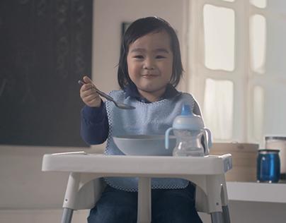 Mellin baby food - Loving adoption - Film