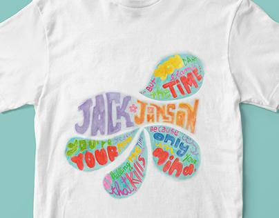 Jack Johnson - Merchandising