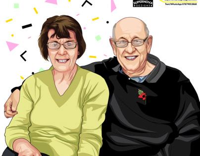 Leon and June Gogglebox