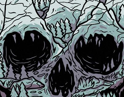 Mountain Skull