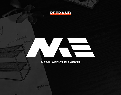 Metal Addict Elements Rebrand
