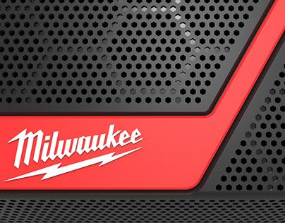 Milwaukee M18/M12 Wireless Jobsite Speaker
