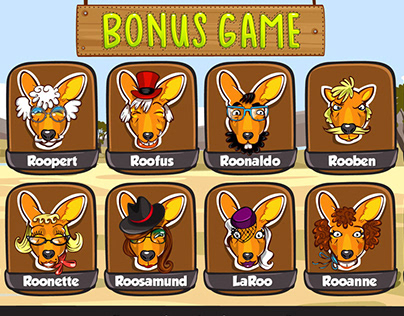 "Online slot machine for SALE – ""Kangaroo"""