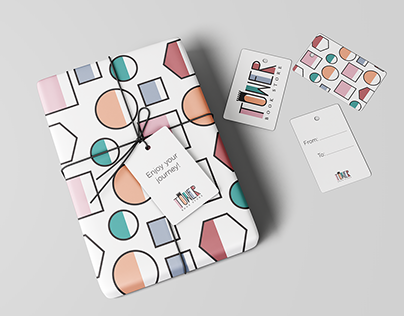 Bookstore Branding Design