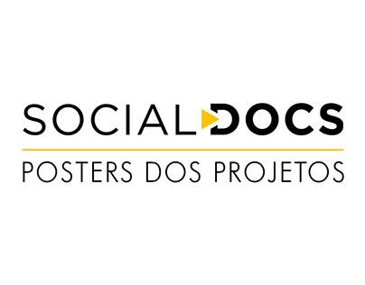 SOCIALDOCS: Posters dos Projetos