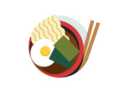 Illustration Set - Food