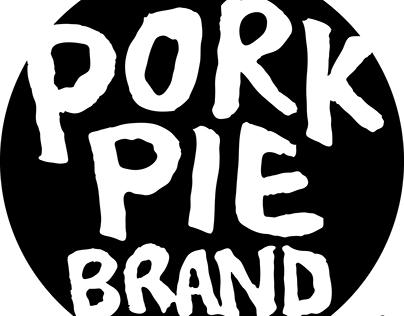 """New branding for my tulip mark and """"Pork-Pie"""" logo"""
