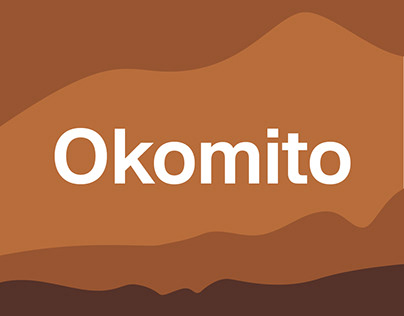 Okomito™ Typeface