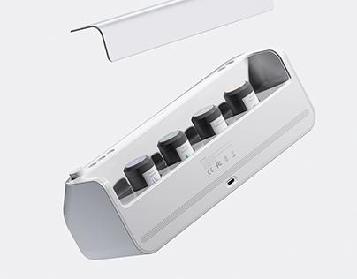 Relax - Smart Diffuser Speaker